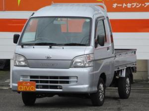 ダイハツ ハイゼットトラック ジャンボ 4WD 5速マニュアル ワンオーナー