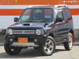 スズキ ジムニー FISフリースタイルワールドカップリミテッド 4WD ワンセグナビ オートマ ターボ キーレス