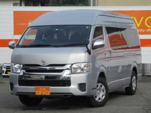 トヨタ ハイエースワゴン グランドキャビン 4WD/フルセグナビ/Bカメラ/前後ドラレコ/