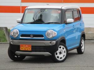 スズキ ハスラー G 4WD/フルセグナビ/Bluetooth/グリップコントロール/レーダーブレーキサポート/スマートキー/プッシュスタート/DVD