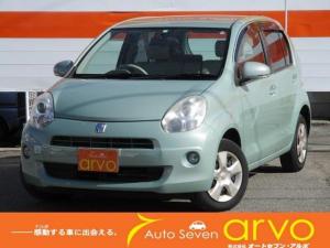 トヨタ パッソ プラスハナ 4WD