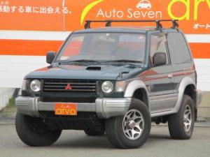 三菱 パジェロ ワイド XR-II メタルトップワイド2.8DT XR-II 4WD