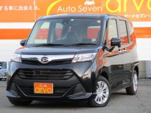 ダイハツ トール G SAII 4WD/スマートキー