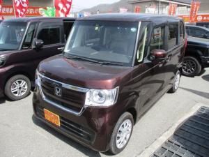 ホンダ N-BOX G・Lホンダセンシング ホンダセンシング/シートヒーター/左側パワスラ