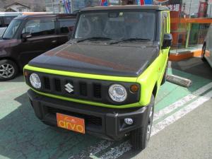 スズキ ジムニー XC スズキセーフティーサポート/5速マニュアル/LEDヘッドライト/Fシートヒーター/純正マット/純正ドアバイザー/スマートキー/プッシュスタート