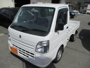 スズキ キャリイトラック KCエアコン・パワステ 4WD/切替4WD/エアコン/パワステ/AT