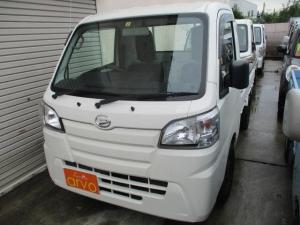 ダイハツ ハイゼットトラック スタンダード 4WD/5速マニュアル/エアコン/パワステ