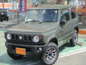 スズキ ジムニー XC 届出済未使用車/4WD
