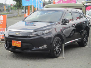 トヨタ ハリアーハイブリッド プレミアム 4WD/ナビ/Bカメラ/Bluetooth/エンジンスターター/ドライブレコーダー/リアパワーゲート/LEDヘッドライト/社外アルミ