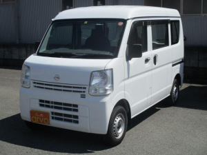 日産 NV100クリッパーバン DX 4WD/AGS/切替4WD