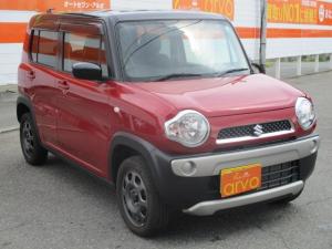 スズキ ハスラー G 4WD/マニュアル/シートヒーター/CD
