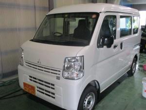 三菱 ミニキャブバン M 4WD/ハイルーフ/ラジオ