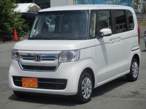 ホンダ N-BOX L 4WD/ホンダセンシング/片側パワスラ/プッシュスタート