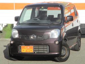 日産 モコ S FOUR ワンセグナビ/4WD/ETC/シートヒーター/キーレス