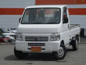 ホンダ アクティトラック  4WD/パワステ/エアコン/MT