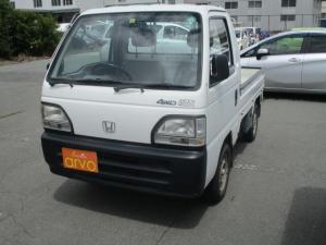 ホンダ アクティトラック SDX 4WD/エアコン/MT