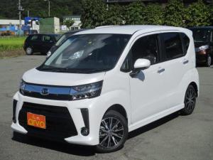 ダイハツ ムーヴ カスタム XリミテッドII SAIII 4WD/スマートアシスト/シートヒーター
