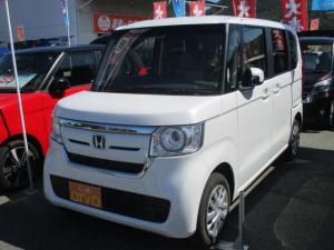 ホンダ N-BOX G・Lホンダセンシング 4WD/ナビ/左側パワスラ/クルコン/シートヒーター/ETC