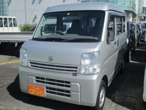 日産 NV100クリッパーバン DX 4WD/エアコン/ラジオデッキ
