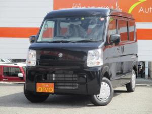 スズキ エブリイ ジョインターボ 4WD/塩害ガード/ボディコート付/ターボ/CD/セーフティーサポート