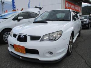 スバル インプレッサ WRX STi 4WD/STIエアロ/5速マニュアル/HIDライト/ターボ