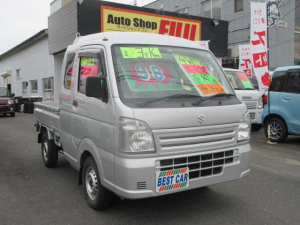 スズキ スーパーキャリイ L 4WD オートマ エアコン パワステ Wエアバック ABS