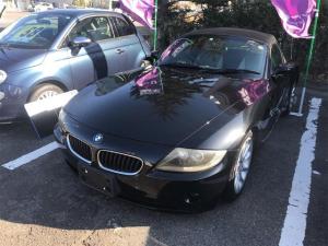 BMW Z4 2.5i AW オーディオ付 HID ETC 2名乗り