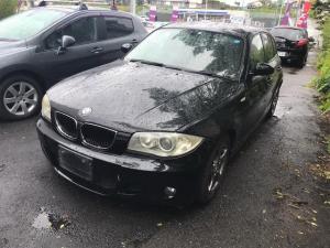 BMW 1シリーズ CVT AW スマートキー オーディオ付 コンパクトカー