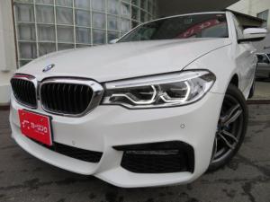 BMW 5シリーズ 530i Mスポーツ 3Dビューカメラ クルコン
