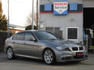 BMW 3シリーズ 320i Mスポーツ 後期 純正ナビ 純正17インチAW