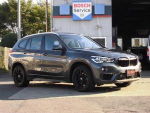 BMW X1 xDrive 18d 8AT 4WD ディーゼル 純正ナビ バックカメラ 社外フルセグチューナー ETC アダクティブクルーズコントロール インテリジェントセーフティ