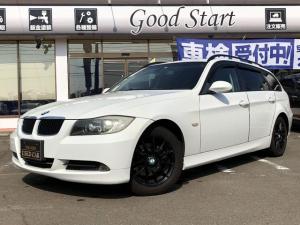 BMW 3シリーズ 320iツーリング パワーシート ETC ナビ・テレビ