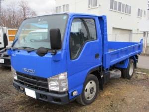 いすゞ エルフトラック ダンプ 4WD