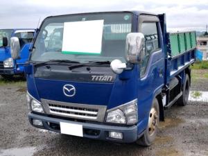 マツダ タイタントラック 3tダンプ スムーサー