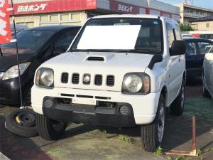 スズキ ジムニー XL 4WD Wエアバック エアコン キーレスキー ABS