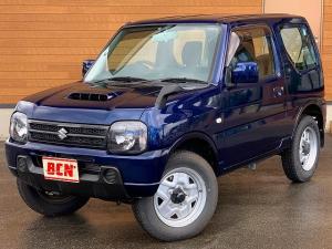 スズキ ジムニー XG パートタイム4WD ターボ 走行4千キロ台 ETC