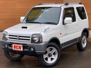 スズキ ジムニー ランドベンチャー 4WD ターボ 5速MT 革巻きステアリング  シートヒーター フォグライト