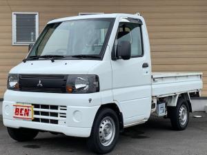三菱 ミニキャブトラック Vタイプ 4WD エアコン パワーステアリング AT