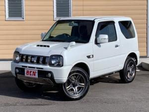 スズキ ジムニー ランドベンチャー ハーフレザーシート 背面タイヤ ETC 4WD切り替え