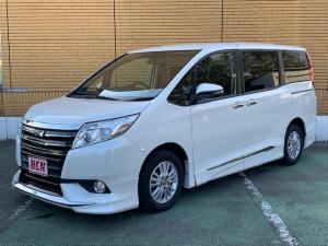 トヨタ ノア G 純正SDナビ フルセグTV フォグランプ クルコン