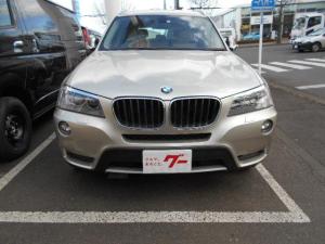 BMW X3 xDrive 20d 4WD レザー ナビTV Bカメラ