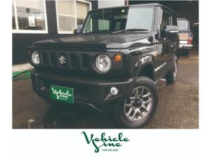 スズキ ジムニー XC 4WD AT スズキセーフティサポート デュアルセンサーブレーキ オートクルーズコントロール LEDヘッドライト シートヒーター