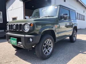 スズキ ジムニー XC ジャングルグリーン AT 4WD