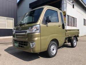 ダイハツ ハイゼットトラック ジャンボSAIIIt 4WD AT カラーパッケージ(オフビートカーキ)