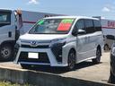 トヨタ/ヴォクシー ZS 煌II 4WD 8人乗り 両側パワスラ 純正SDナビ