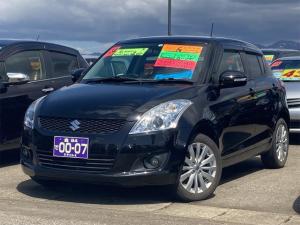 スズキ スイフト XS 4WD パドルシフト ナビ・テレビ オートライト HIDライト ミラーヒーター シートヒーター 車検整備付き