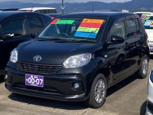 トヨタ パッソ X 4WD 社外ナビ・テレビ 社外LEDヘッドライト シートヒーター アイドリングストップ  車検整備付き