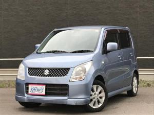 スズキ ワゴンR FXリミテッド スマートキー・純正エアロ・タイミングチェーン