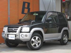 三菱 パジェロミニ アクティブフィールドエディション 4WD ターボ