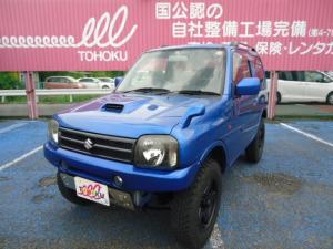 スズキ ジムニー XC ターボ4WD